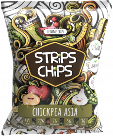 STRiPS CHiPS - Chickpea Asia 90 g