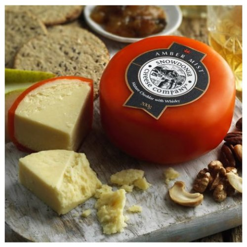 Baby Cheddar s whisky, 200 g